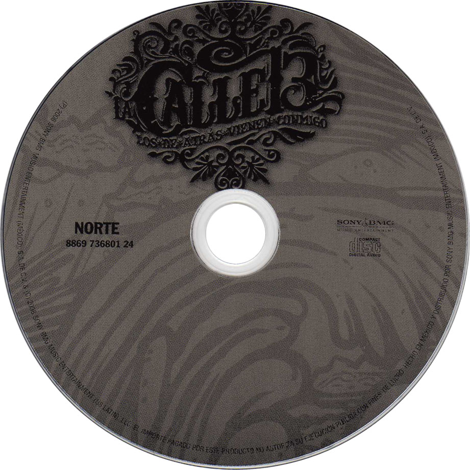 Descargar+Calle 13+Los De Atras Vienen Conmigo